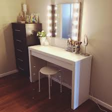 white makeup vanity with lights. full size of interior:ikea drawer vanity ikea dressing table pink small with white makeup lights u