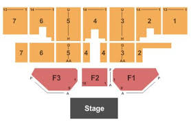 Five Flags Center Dubuque Seating Chart Five Flags Center Arena Tickets And Five Flags Center