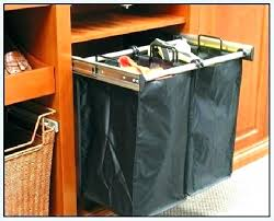 pullout laundry hamper pull out for closet basket drawers