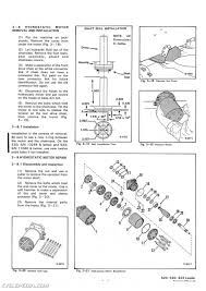 bobcat 520 530 533 skid steer service manual Bobcat Hydraulic Schematic Bobcat Hydraulic Schematic #33 bobcat t190 hydraulic schematic
