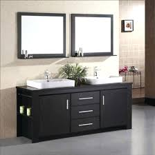 two sinks in kitchen uk b and q endearing modern double vanity bathroom for concept