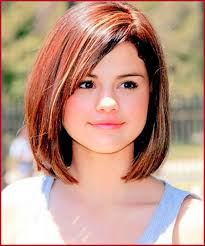 Hairstyles For Women With Round Faces 249110 Korean Longs With Bangs