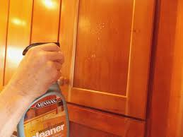 how to clean inside kitchen cabinets how to clean grease off