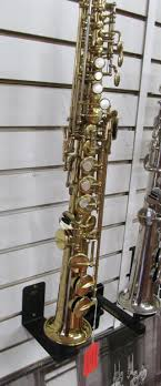 wall hanger soprano sax