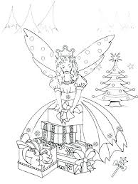Free Printable Fairy Coloring Pages For Adults Colouring Sheets