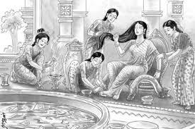 Image result for இந்திர விழா