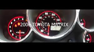 How to Reset the Maintenance Light Toyota Matrix 2006 (Resetear ...