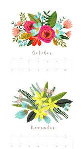 November 2020 Calendar Clip Art Beautiful Floral 2020 Calendar Monthly Planner Free