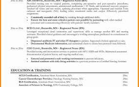 Graduatee Resume Objective Registered Sample New Skills Grad Student