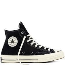 converse vintage. chuck taylor all star 70 vintage suede black/egret/egret converse r