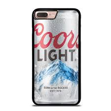 Case Coors Light Coors Light Beer Iphone 7 8 Case Beer Iphone Iphone 7