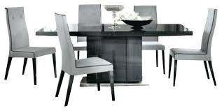 white modern dining set kitchen table and chairs 7 piece11 set