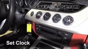 interior fuse box location bmw z bmw z how to set the clock on a bmw z4 2009 2016