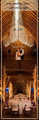 barn wedding lighting. Rustic String Lights Barn Wedding Ideas Lighting E