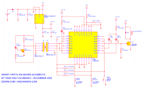 ion main circuit board zdspb tech here is a reverse engineered circuit schematic made by myself and chiumanfu current as of 2005