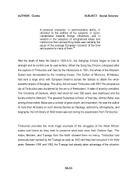 african american social science baseline essay dr john henrik clark   56
