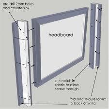 Home-Dzine - DIY wingback headboard! I NEED a wingback headboard for our  room! | Ideas for our Future Master Bedroom! LOVE | Pinterest | Wingback  headboard, ...