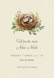 Housewarming Card Templates 51 Best Housewarming Party Invitations Images In 2019