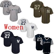 Women's Baseball York Yankees New Jersey