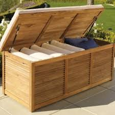 wood patio furniture with cushions. Fine Wood Patio Furniture Cushion Storage Boxes For Wood Furniture With Cushions C