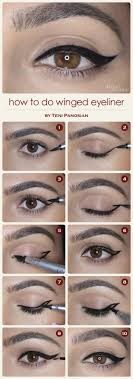 10 irresistible cat eyeliner tutorials for pretty s
