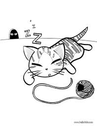 Small Picture cute coloring sheet of kitten 031 best kitten coloring pages 34