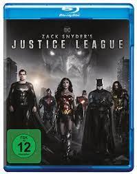 Zack Snyder's Justice League Blu-ray bei Weltbild.de kaufen