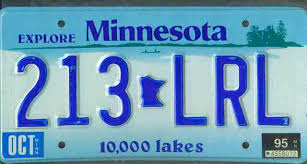 States Ranked - 50 Thrillist Plates All United License