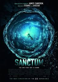 sanctum movie review silver screen guide sanctum 2011 movie review