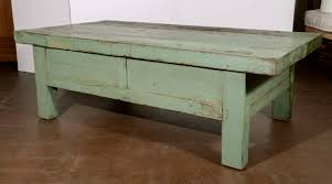Green Coffee Tables French Green Coffee Table Omero Home