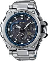 solar powered watches for men shopstyle uk g shock mt g hybrid men s solar powered stainless steel bracelet watch
