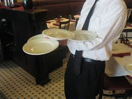 how to carry three plates tips for improving your tips server tricks