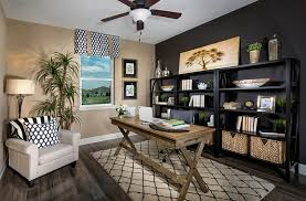 home office styles.  Styles 1Contemporaryandtropicalstylesmeetinsidethishomeoffice On Home Office Styles G