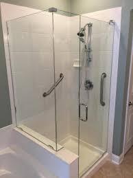 shower enclosures jacksonville fl baker glass with regard to shower enclosures that impress