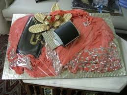 Saree Tray Decoration Wedding Gift Box Saree Tray Gift Pouches Corporate Gift Gift 68