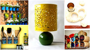 Diy Projects 50 Extremely Ingenious Crafts And Diy Projects That Are Recycling