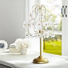 the emily meritt chandelier table lamp