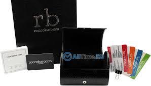 Наручные <b>часы RoccoBarocco FA</b>-<b>2.2.5</b> — купить в интернет ...