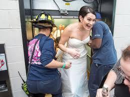 people stuck in elevator. ht_elevator_wedding_01_lb_151014_4x3_992 \u201c people stuck in elevator