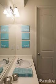 diy bathroom decor ideas for teens bathroom canvas art best creative cool bath