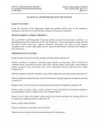 Entry Level Hvac Resume Sample Hvaccian Resume Examples Service Entry Level Hvac Technician Pump 21