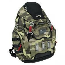 Oakley Kitchen Sink Backpack Camo Black Mx Cycle Bag Hunt