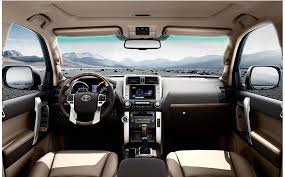 2018 toyota prado interior. simple interior 2018 toyota prado future for toyota prado interior