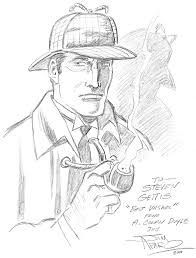 Hey Oscar Wilde Its Clobberin Time Jim Aparo Sherlock Holmes
