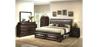 contemporary leather bedroom furniture. Simple Leather Wood And Leather Bedroom Sets Brown Solid Headboard Storage  Set  Large Size Of Modern  With Contemporary Leather Bedroom Furniture U