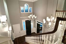 two story foyer lighting extraordinary 2 chandelier how low to hang a in fixtures interior design