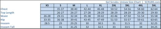 Gelscrubs Sizing Chart Final Sale Gel Scrubs 7230 Consultation Short Lab Coat
