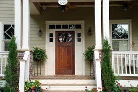 country front doorsFront Door Entrance Decorating Ideas