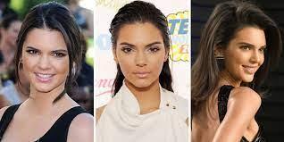 Kendall Jenner's Beauty Transformation