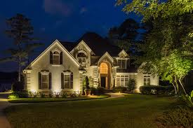 give us a call today to see how we can enhance your home at night with landscape lighting